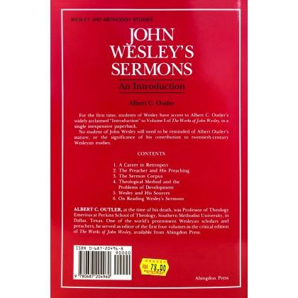 John Wesley's Sermons: An Introduction