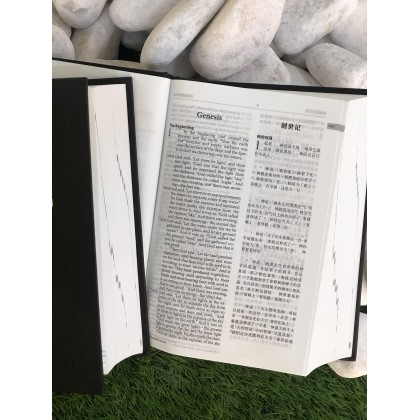 BIBLE-新标点和合本(中英圣经NIV)NIV-CUNPSS